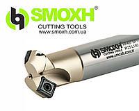 Фреза для фасок HF45 SP09 D11-25 W20 L150 Z01 SMOXH  Ø11-25 мм с мех. креплением пластин