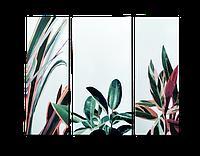 Метелокерамические дизайн-обогреватели UDEN-S Вічність (триптих)