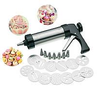 Экструдер, шприц для печенья, украшения, фото 1