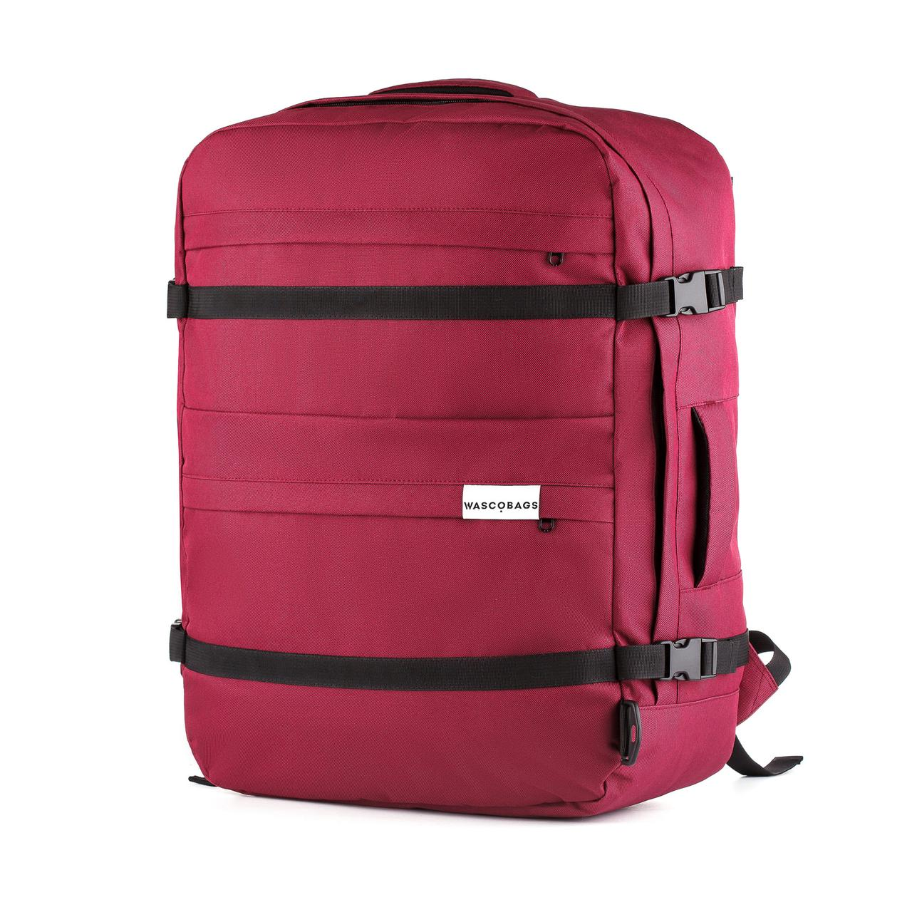 Рюкзак для ручной клади Wascobags Traveller 55x40x20 Вишня