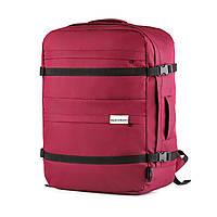 "Рюкзак для ручной клади Wascobags ""Traveller"" 55x40x20 Вишня"