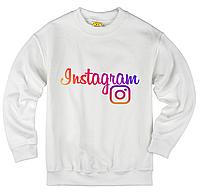 Свитшот детский Инстаграм (ОТЛИЧНЫЙ ПОДАРОК) ( Instagram)
