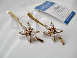 Женские серьги из золота 6.14 грамма Золото 585* пробы, фото 4