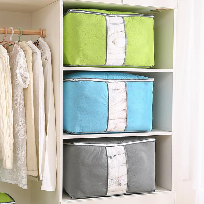 Органайзер кофр для хранения постельного и одежды