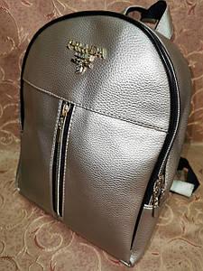 (28,5*22,5-новый)Женский рюкзак искусств кожа/городской спортивный стильный опт