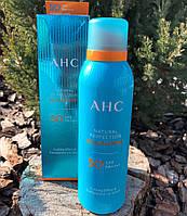 Солнцезащитный увлажняющий спрей A.H.C Natural Perfection Aqua Sun Spray SPF50+PA++++ (180ml)