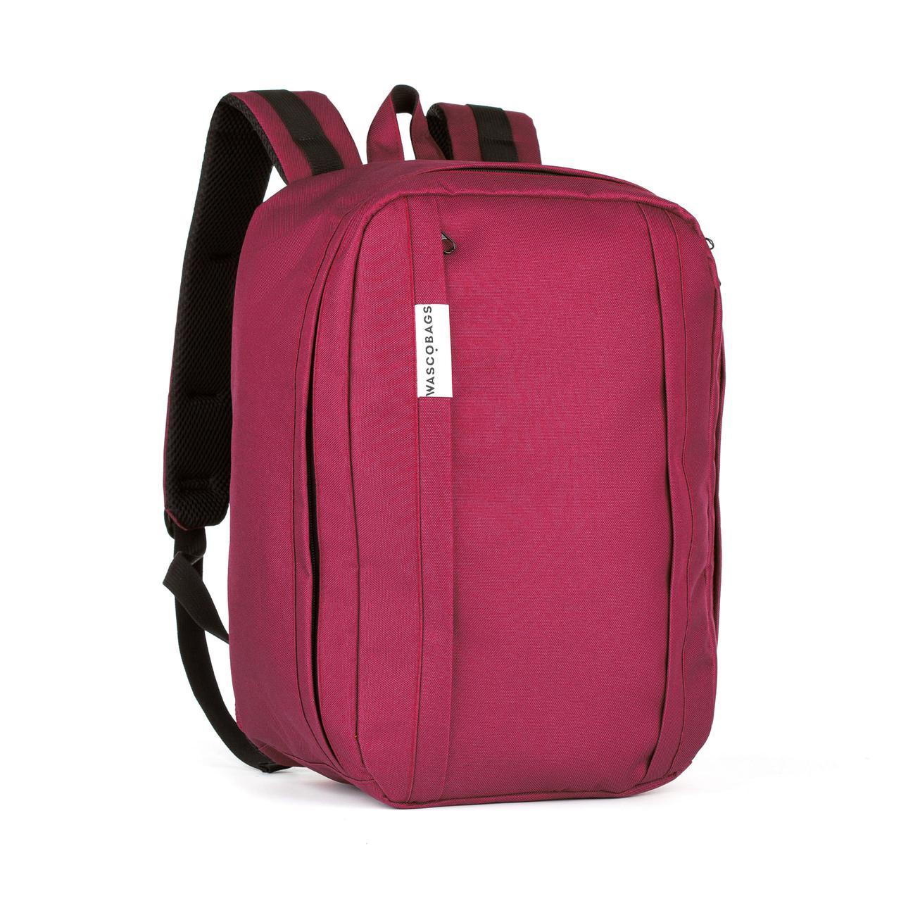 Рюкзак для ручной клади Wascobags 40x30x20 WZ Вишня