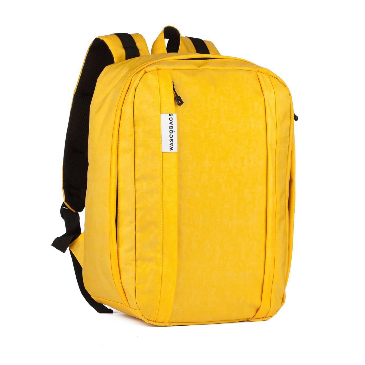 Рюкзак для ручной клади Wascobags 40x30x20 WZ Желтый