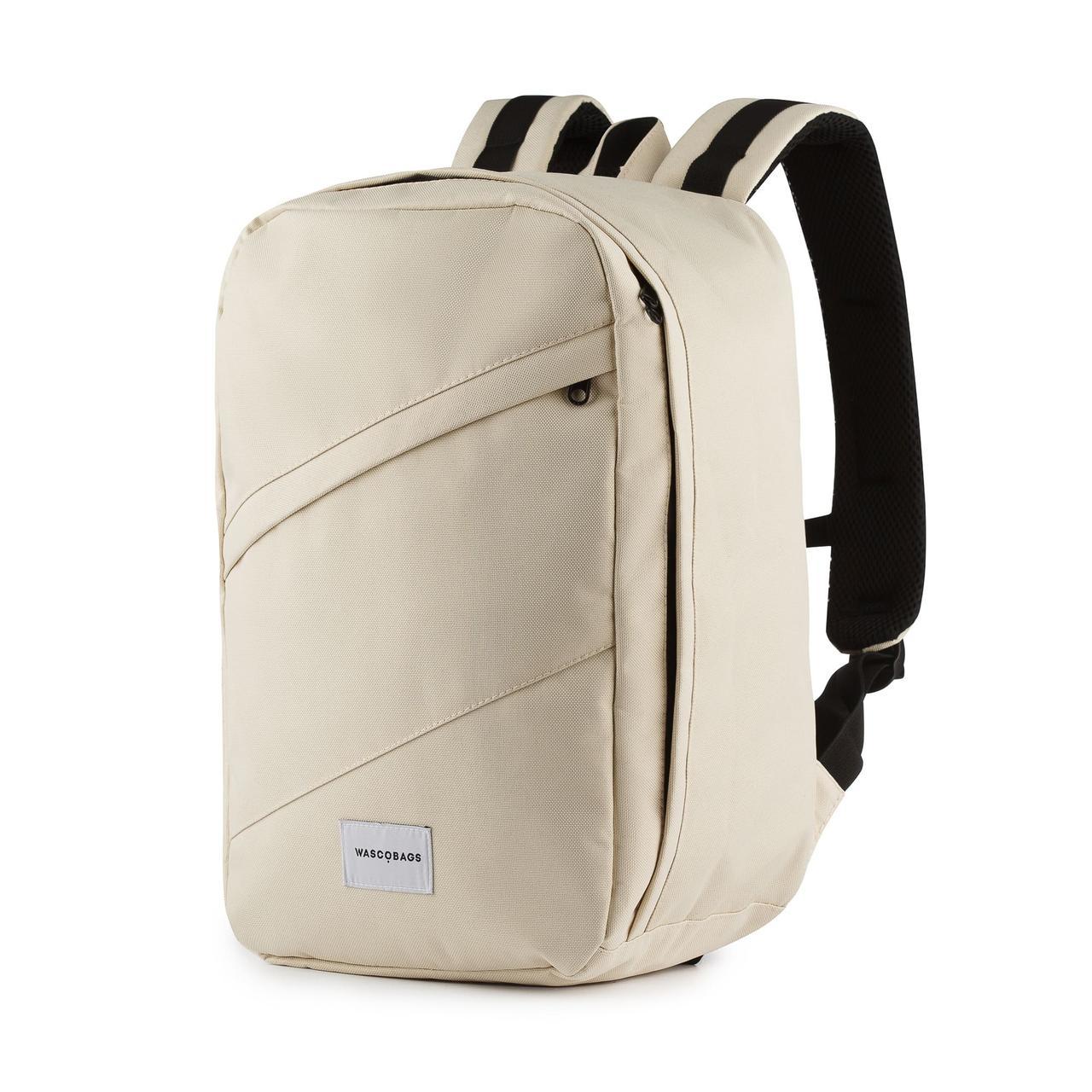 Рюкзак для ручной клади Wascobags 40x20x25 RW Бежевый