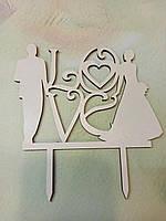 Топпер Свадебный №3