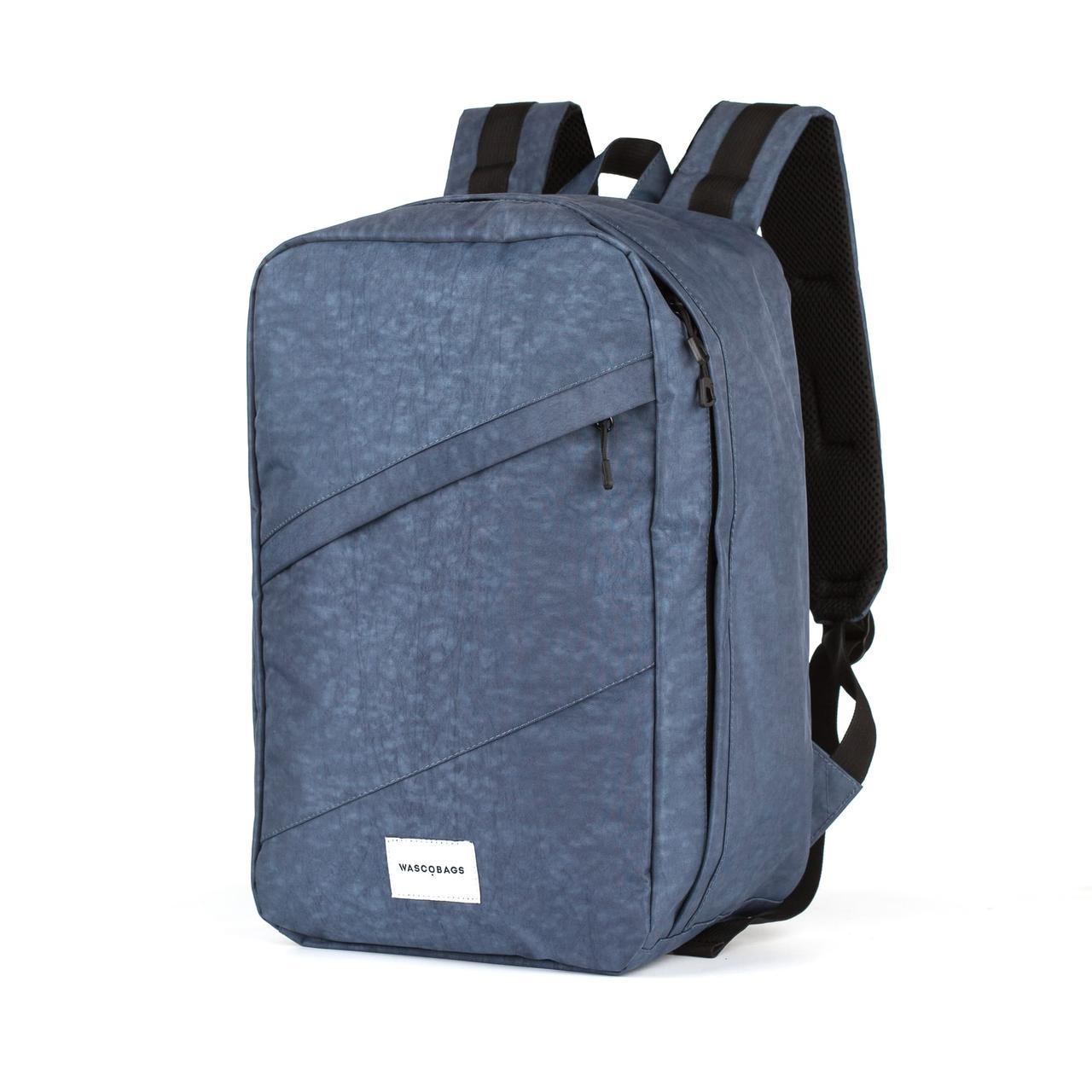Рюкзак для ручной клади Wascobags 40x20x25 RW Графит NL