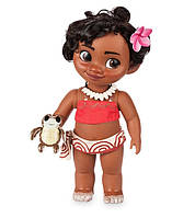 Большая кукла Аниматор Моана Дисней Moana Disney Animators оригинал ваяна