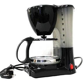 Кофеварка, Crownberg CB-1561 Coffee Maker, 0.6L CG16 PR3, фото 2