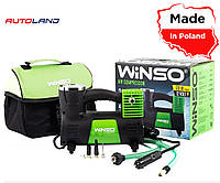 Компрессор автомобильный WINSO 133000  170W/40л/14А/R17-R13