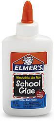 Элмерс Белый Клей Elmer's 118 мл, идеален для слаймов!