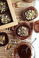 Рецепт фисташковых конфет без сахара, глютена
