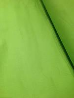 Хлопковая ткань однотонная зеленое яблоко № 13, фото 1