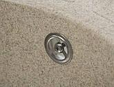 Каменная мойка Ventolux MONICA (BROWN SAND) 620x500x200, фото 3