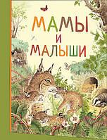 Детская книга Мамы и малыши Для детей от 1 года