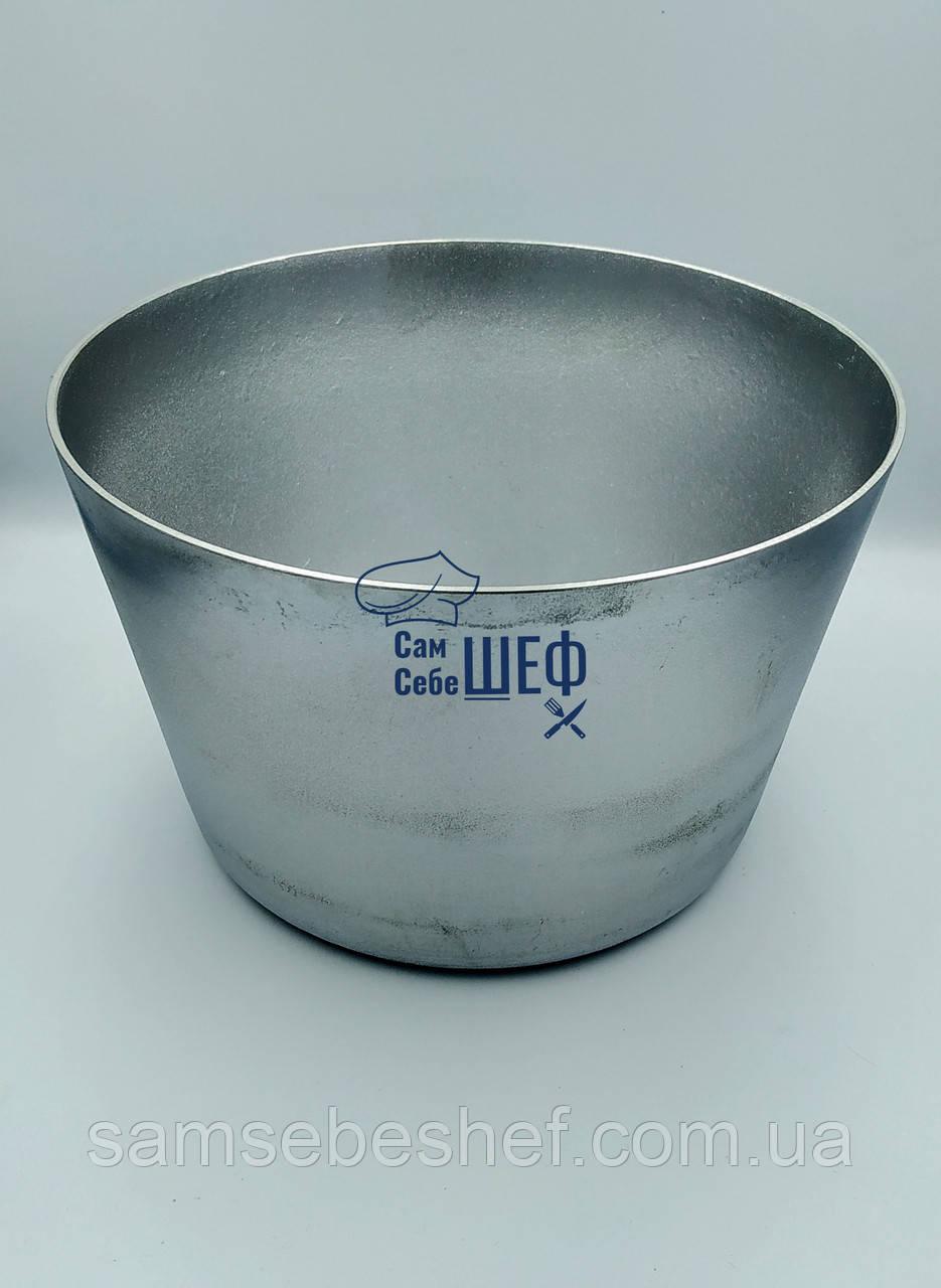 Форма для выпечки Пасхального кулича алюминиевая 3 л. А-18