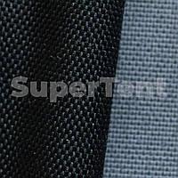 Тентовая палаточная ткань Оксфорд 600D PU черный