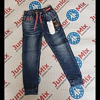 Оптом подростковые  джинсы  для мальчиков на манжетах S&D