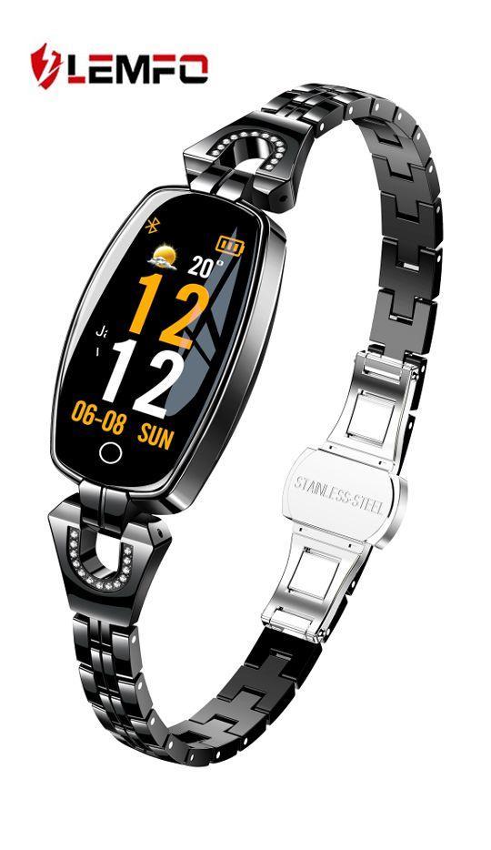 Смарт-Часы Lemfo H8 .