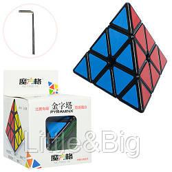 Пирамидка кубик Рубика 394-12
