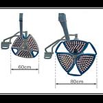 Светильники хирургические бестеневые серии TopLED-6000, фото 3