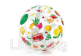 Надувной мяч  59040 (Фрукты)