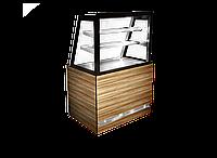 Кондитерська холодильна вітрина, яка ідеально підходить для кав'ярні. ROSS AVELINA
