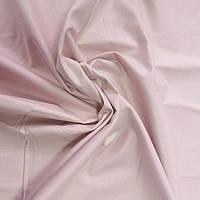 Бязь однотонная пыльная розовая, ширина 160 см, фото 1
