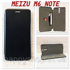 Чехол-книжка G-Case для Meizu M6 note (Черный)