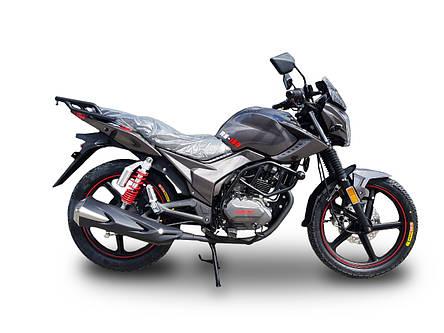Мотоцикл HORNET RS-150 (150куб.см), графит, фото 2