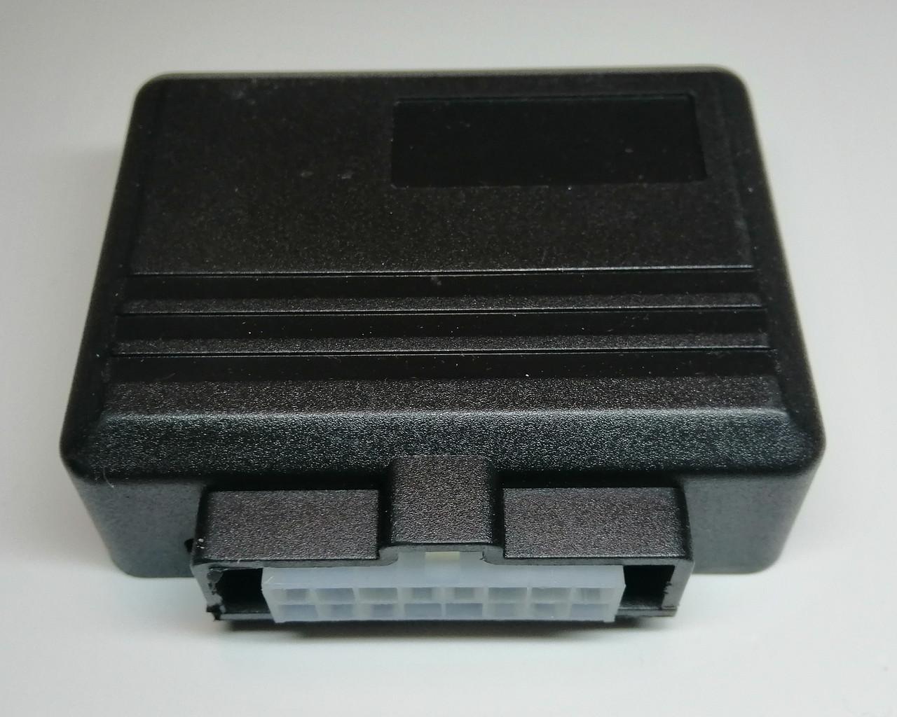 Інтерфейс склопідіймача ZIRY 4WD на чотири скла