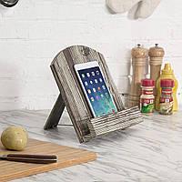 """Подставка для кулинарных книг и планшетов """"Канберра"""" шебби"""
