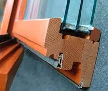 Ущільнувач для дерев'яна дерев'яних вікон та дверей DEVENTER