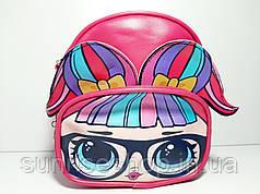Рюкзак - сумка дитячий шкірозамінник