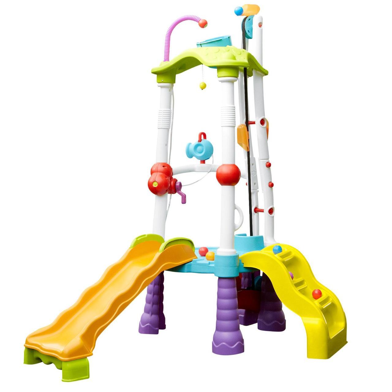 Игровой центр Восхождение на башню с водным каскадом Little Tikes 645792
