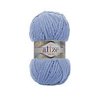 Alize Softy Plus 112 голубой