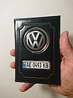 Обложка для документів з логотипом і номером Volkswagen, фото 3