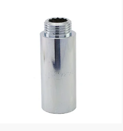 Удлинитель FADO ХРОМ 3/4''х70мм