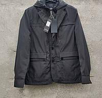 Куртка мужская отличного качества демисезонная, ветровка, р.46, фото 1