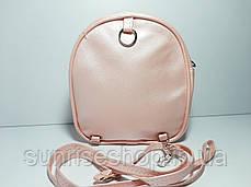 Сумка-рюкзак детские ЛОЛ кожзаменитель, фото 3