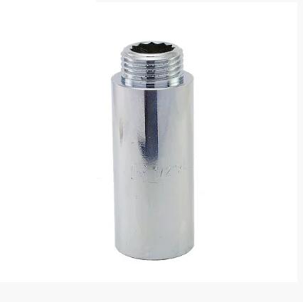 Удлинитель FADO ХРОМ 1/2''х80мм