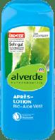 Крем после загара Apres-Lotion Alverde 200ml