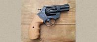 "Револьвер под патрон Флобера Stalker 2.5"" black бук"