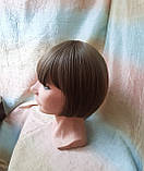 Парик прямое каре термоволос русый 4801t-10, фото 3