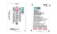 Оригинальная Качественная аккумуляторная батарея для смартфона ZTE Li3713T42P3h614057 F165, G380 3.7V White 1300mAhr 4.44Wh