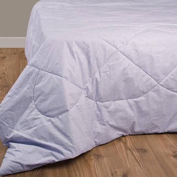 Одеяло стеганое летнее 170х205 Овечья шерсть ТМ Ярослав